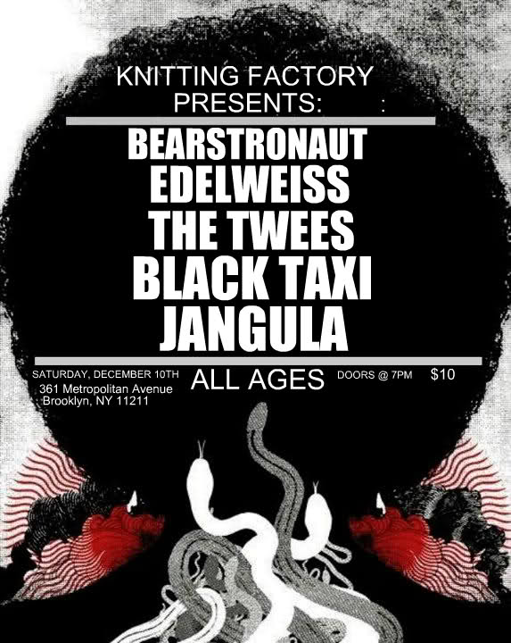 WWRSD?: ROCKER STALKER Birthday Celebration at Knitting Factory Tomorrow